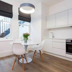 Апартаменты Contemporary Studio in Swiss Cottage в номере