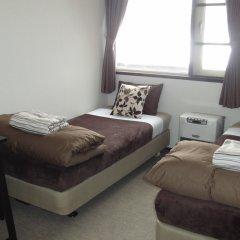 Отель Hakuba Powder Lodge Хакуба комната для гостей фото 4