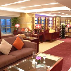 Shanghai Grand Trustel Purple Mountain Hotel интерьер отеля фото 2