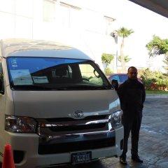 Hotel Palacio Azteca городской автобус
