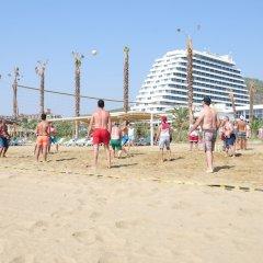 Отель Palm Wings Ephesus Beach Resort Торбали спортивное сооружение