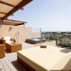 Отель Zafiro Tropic балкон
