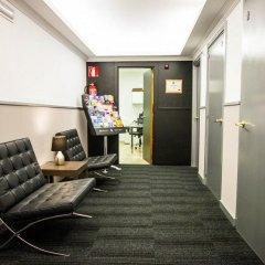 Отель Moderno Испания, Барселона - 13 отзывов об отеле, цены и фото номеров - забронировать отель Moderno онлайн интерьер отеля фото 3