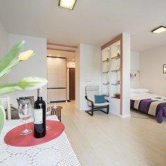 Отель P&O Apartments Bielany 6 Польша, Варшава - отзывы, цены и фото номеров - забронировать отель P&O Apartments Bielany 6 онлайн комната для гостей фото 3