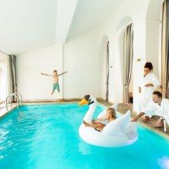Отель De Tuilerieën - Small Luxury Hotels of the World Бельгия, Брюгге - отзывы, цены и фото номеров - забронировать отель De Tuilerieën - Small Luxury Hotels of the World онлайн бассейн
