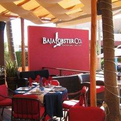 Отель Best Marina&pool View Luxe JR Suite IN Cabo Золотая зона Марина питание