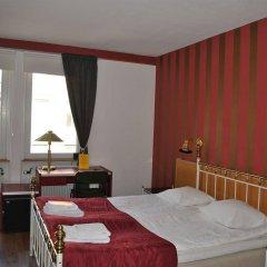 Отель Solsta Hotell Швеция, Карлстад - отзывы, цены и фото номеров - забронировать отель Solsta Hotell онлайн комната для гостей фото 3
