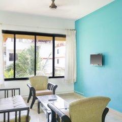 Апартаменты GuestHouser 2 BHK Apartment f0f4 Гоа комната для гостей фото 2