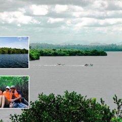 Отель Lotus Paradise Health Resort Шри-Ланка, Ахунгалла - отзывы, цены и фото номеров - забронировать отель Lotus Paradise Health Resort онлайн парковка