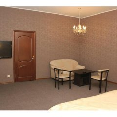 Гостиница Самара Люкс 3* Стандартный номер двуспальная кровать фото 19
