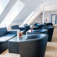 Отель A&O Wien Hauptbahnhof Австрия, Вена - 9 отзывов об отеле, цены и фото номеров - забронировать отель A&O Wien Hauptbahnhof онлайн комната для гостей фото 4