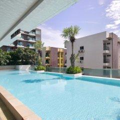 Отель Andakira Hotel Таиланд, Пхукет - отзывы, цены и фото номеров - забронировать отель Andakira Hotel онлайн бассейн