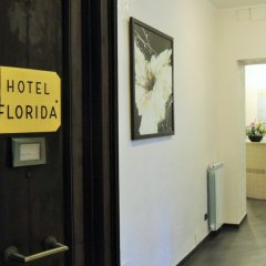 Hotel Florida интерьер отеля