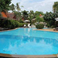 Отель Palm Garden Resort бассейн фото 2