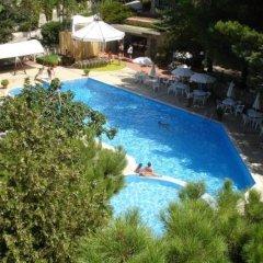 Park Hotel Фускальдо бассейн фото 2