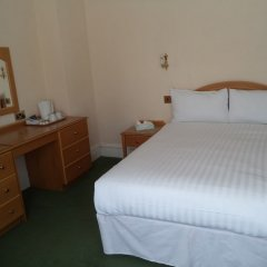 Langfords Hotel комната для гостей