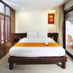 Отель Arinara Bangtao Beach Resort комната для гостей фото 10