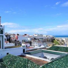Отель Hôtel Mamora Марокко, Танжер - 1 отзыв об отеле, цены и фото номеров - забронировать отель Hôtel Mamora онлайн пляж