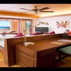 Отель Centara Grand Beach Resort Phuket Таиланд, Карон-Бич - 5 отзывов об отеле, цены и фото номеров - забронировать отель Centara Grand Beach Resort Phuket онлайн удобства в номере фото 2