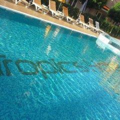 Тропикс Отель Свети Влас бассейн фото 3