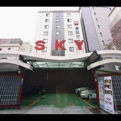 Отель Sky Motel Jongno Южная Корея, Сеул - отзывы, цены и фото номеров - забронировать отель Sky Motel Jongno онлайн