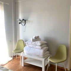 Апартаменты Perfect sea view apartment in Voula удобства в номере