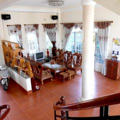Отель Miami Da Lat Villa Nguyen Diep Далат питание