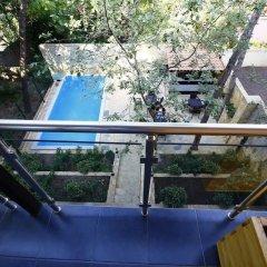 Отель Сани Тбилиси балкон