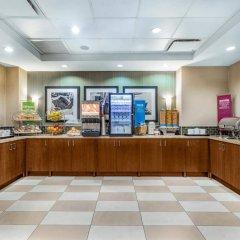 Отель Hampton Inn Manhattan Grand Central питание фото 3