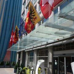 Отель Auteuil Manotel Швейцария, Женева - 1 отзыв об отеле, цены и фото номеров - забронировать отель Auteuil Manotel онлайн бассейн фото 2