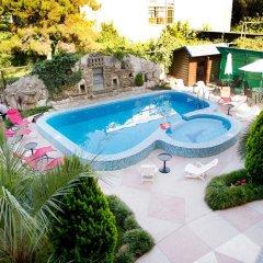 Гостиница Кристалл бассейн фото 2