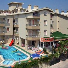 Liman Apart Турция, Мармарис - отзывы, цены и фото номеров - забронировать отель Liman Apart онлайн бассейн фото 3