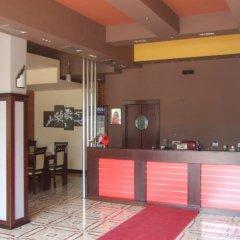 Artur Hotel Берат интерьер отеля