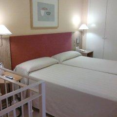 NH Jardines Del Turia Hotel комната для гостей
