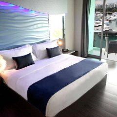Отель One15 Marina Club Сингапур комната для гостей фото 4