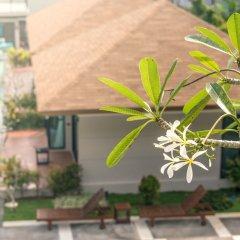 Отель Chermantra Aonang Resort and Pool Suite парковка