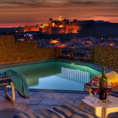 Отель Bellavista Farmhouses Gozo