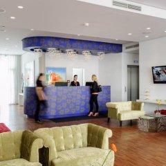 Mercure Hotel Art Leipzig интерьер отеля фото 3
