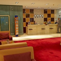 Отель Golden Tulip Sharjah ОАЭ, Шарджа - 1 отзыв об отеле, цены и фото номеров - забронировать отель Golden Tulip Sharjah онлайн интерьер отеля