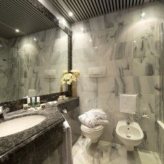 Grand Hotel Barone Di Sassj ванная