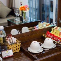 Отель Hanoi Bella Rosa Suite Hotel Вьетнам, Ханой - отзывы, цены и фото номеров - забронировать отель Hanoi Bella Rosa Suite Hotel онлайн удобства в номере фото 2