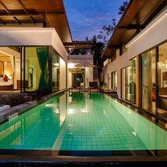Отель Layan Villas бассейн фото 3