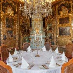 Отель Schloss Leopoldskron Meierhof Зальцбург питание