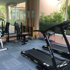 Отель Chivatara Resort & Spa Bang Tao Beach фитнесс-зал фото 4