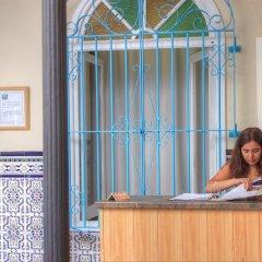 Отель Pensión Azahar сауна