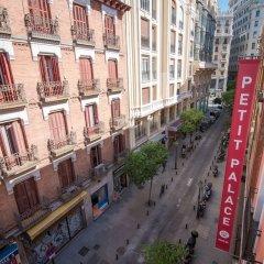 Отель Petit Palace Tres Cruces Испания, Мадрид - отзывы, цены и фото номеров - забронировать отель Petit Palace Tres Cruces онлайн фото 12