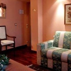 Отель Villa Crispi комната для гостей фото 4