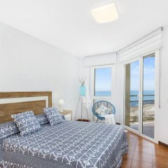 Отель Santa Susanna Skyline Apartment Испания, Санта-Сусанна - отзывы, цены и фото номеров - забронировать отель Santa Susanna Skyline Apartment онлайн комната для гостей фото 5