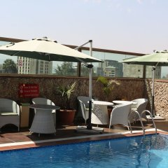 Saro Maria Hotel in Addis Ababa, Ethiopia from 135$, photos, reviews - zenhotels.com pool photo 3