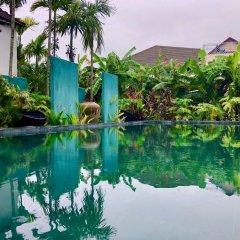 Отель Home Farm Villa Hoi An бассейн